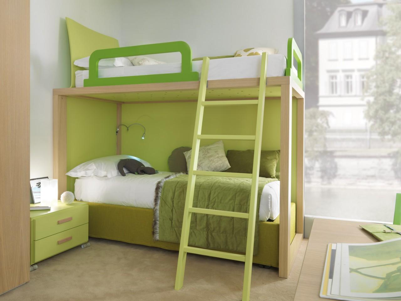 Letti A Castello Per Bambini Design.A Castello Prodotti Dearkids